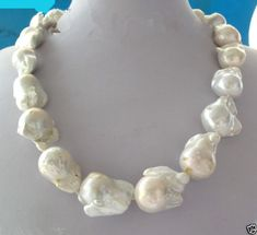"""Freshwater Pearl près rond violet 10-11 mm Collier 18/"""" Wholesale Nature Bead"""