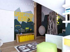 pokój dla chłopca pokój dziecięcy children's room room for boy's