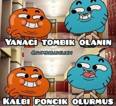 Funny Times, Best Friends Forever, Gumball, Darwin, Cartoon Network, Comedy, Funny Pictures, Funny Quotes, Family Guy