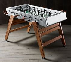 Gorgeous Foosball Table Or Baby Foot As French Call It. Crafted In Spain  From