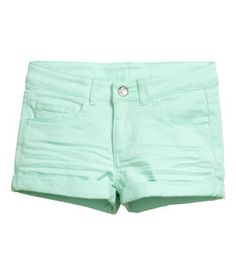 cadca759ae 214 Best shorts images | Denim shorts, Jean Shorts, Baby clothes girl