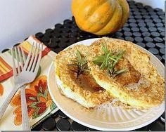Coconut Crusted Acorn Squash