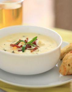 Resep Chicken Cream Soup dan cara membuat | BacaResepDulu.com