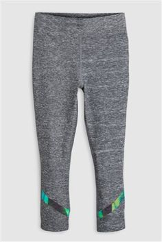 Grey Sporty Leggings (3-16yrs)