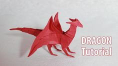 I'm Henry Pham, an origami Artist. All origami models in this channel . Easy Origami Flower, Origami Boat, Origami Stars, Origami Flowers, Dinosaur Origami, Origami Dragon, Origami And Kirigami, Origami Paper, Oragami