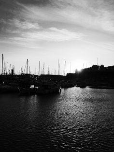 Ramsgate Harbour..
