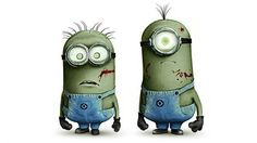Zombies minions!!! - Geek - Millions of Minions