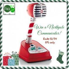 NorthPole Communicator Giveaway