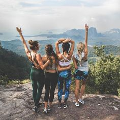 Hiking Buddies #SquadGoals