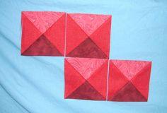 Quiltris: red blocks