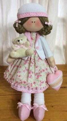 Boneca Isabella