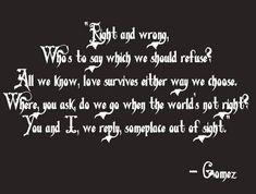 Morticia Addams Quotes. QuotesGram by @quotesgram