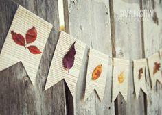 fall leaves decor