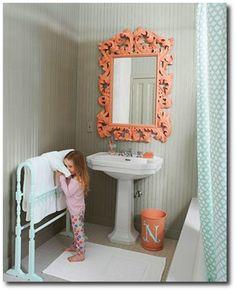 Martha Stewart Painted Bathroom Ideas, Painting Ideas, Furniture Painting, Bathroom Paint Ideas