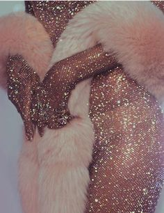 Always love. No such thing as too much sparkles?