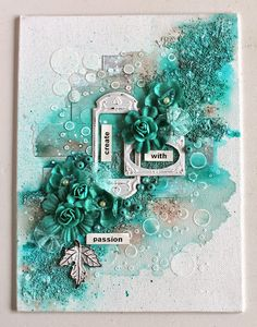 Ingrid Gooyer - 13arts: March Challenge #28: Moodboard with a Twist