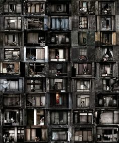 Windows with a story. Photographer Julio Bittencourt. Visit his site for each window closer.