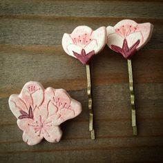 石塑粘土で簡単に!陶器風ハンドメイドアクセサリーの作り方まとめ | Pinky[ピンキ-]