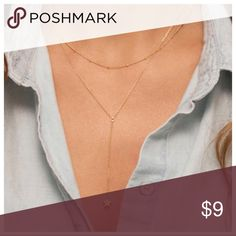 Necklace Color: Gold Condition: New Quantity:2in1 layered  Material: Alloy *Price Firm Jewelry Necklaces