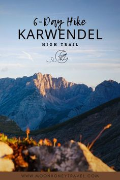 The Karwendel High Trail (Karwendel Höhenweg in German) is a 6-stage hut-to-hut hiking trail in the Karwendel Mountains in Tirol, Austria. This high alpine route encompasses thrilling peak summits, impressive balcony trails, riverside walking, and countless ascents and descents. #hiking #trekking #huttohuthiking #hüttentour #alps #austrianalps #hikingeurope #europehiking #weitwandern #longdistancehiking Hiking Routes, Hiking Europe, Europe Travel Guide, Hiking Trails, Travel Guides, Austria Travel, Mountain Hiking, Best Hikes, Day Hike