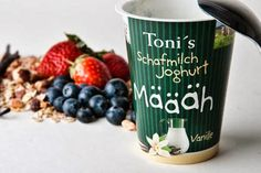 Yogurt Packaging Design and Ideas