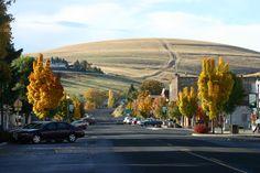 Heppner, OR in Oregon
