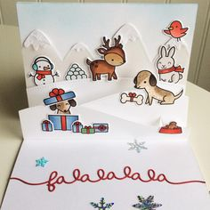Lawn Fawn | Christmas                                                                                                                                                                                 More