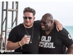 Carl cox | Eats everything