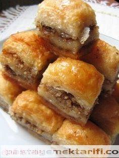 Baklava resimli yemek tarifi, Hamur Tatlıları resimli tarifleri