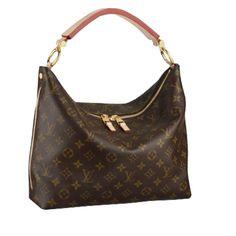 b1c2439ea899 2012 Louis Vuitton Monogram Canvas Sully Handbag! Just got this yesterday!!  love!