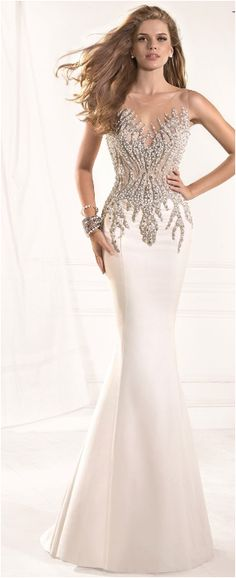 Available at Gowns of Elegance #promdress http://pronoviasweddingdress.com/