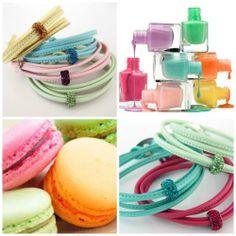Dai dolci allo smalto un mondo di colori alla moda da abbinare ai tuoi colour!