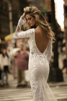 See Berta Bridal's new Wedding Dresses here: http://www.confettidaydreams.com/berta-wedding-dresses/  via @confettidaydreams featuring @bertabridal