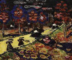 Ion Țuculescu – pictorul diletant, o personalitate complexă a culturii române Painting, Beauty, Spiritual, Paint, Painting Art, Cosmetology, Paintings