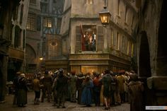 Friends of the ABC, Les Miserables movie