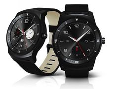 LG G Watch R Smartwatch Blends Classic Looks With A Capable Round Screen   watch releases