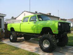 79 Dodge with 12v cummins