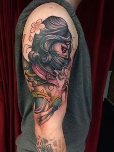 Most current Screen dota tattoo Concepts : My Templar Assassin (Dota by Jezz Cardoso - Tattoo Shop Anchor - Cascavel Brazil. Full Hand Tattoo, Hand Tattoos, Cool Tattoos, Tatoos, Dota Tattoo, Neo Tattoo, Dota 2 Wallpaper, Neo Traditional Tattoo, Tattoo Shop