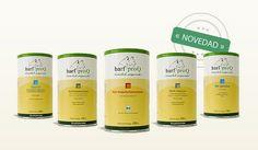 Nuestro nuevo surtido de complementos para una dieta BARF completa y equilibrada.  http://www.puromenu.es/pages/suplementos-dieta-barf-para-perros