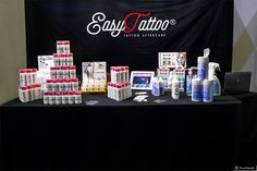 #Easytattoo at The 11th International London Tattoo Convention 2015