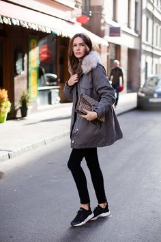 the perfect every day fall outfit