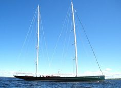 67m Sailing yacht Hetairos ( ex project Panamax ) launched by Baltic Yachts Finland - Credit Baltic Yachts