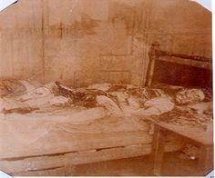 Mary Kelly- Last Victim of Jack's knife