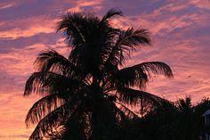 Sunset on Ramrod Key