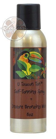 Spray Tanning Can Airbrush Home Self Tan Sunless Solution Lotion Tanner Can Sun by Tampa Bay Tan. $22.99