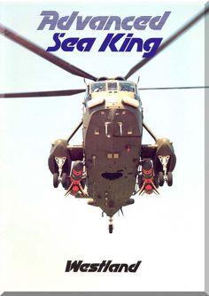Westland Sea King Helicopter Brochure Manual - Aircraft Reports - Manuals Aircraft Helicopter Engines Propellers Blueprints Publications