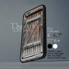 old door patterncase Iphone 6 note for  6 Plus
