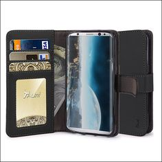 #Tauri Galaxy S8 Wallet Cases - Looking for best #GalaxyS8 #WalletCase? Take a look on this collection of protective #samsunggalaxys8  #cardholder #cases.  https://www.indabaa.com/best-samsung-galaxy-s8-wallet-cases/