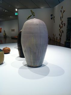 Toshiko Takaezu @Denver Art Museum (click image to see more of her work)