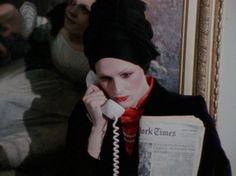 Candy Darling looking tres glamorous in a scene from Warhols film Women in Revolt 1971 Andy Warhol Films, Holly Woodlawn, Candy Darling, Paint Photography, Good People, American Actress, Persona, Superstar, Divas